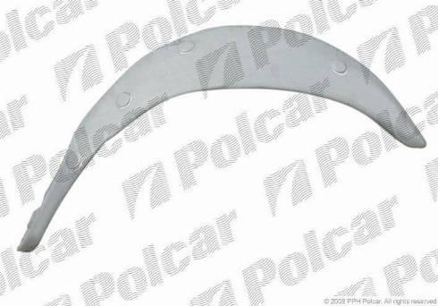 Polcar 502684-2 - Колесная ниша mavto.com.ua