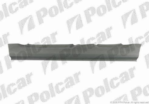 Polcar 572342-2 - Стартерная аккумуляторная батарея, АКБ mavto.com.ua