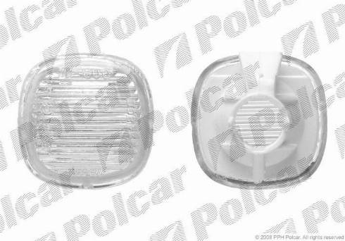Polcar 6920196E - Боковой фонарь, указатель поворота mavto.com.ua