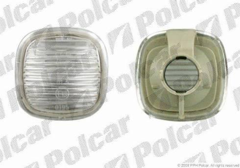 Polcar 6920196R - Боковой фонарь, указатель поворота mavto.com.ua