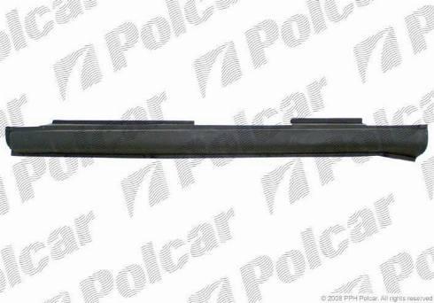 Polcar 671342 - Подножка, накладка порога mavto.com.ua