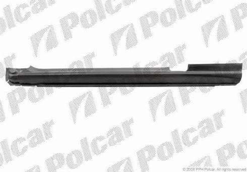 Polcar 381441 - Подножка, накладка порога mavto.com.ua