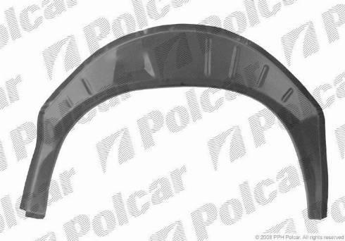Polcar 324483-9 - Колесная ниша mavto.com.ua