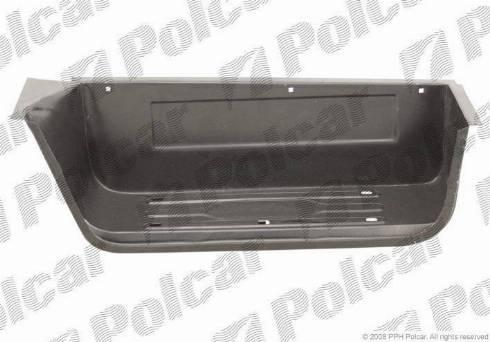 Polcar 324539-2 - Подножка, накладка порога mavto.com.ua