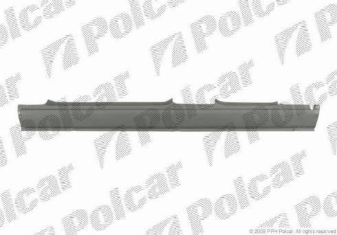 Polcar 320641-3 - Подножка, накладка порога mavto.com.ua