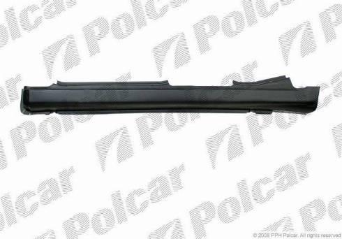Polcar 290241 - Подножка, накладка порога mavto.com.ua