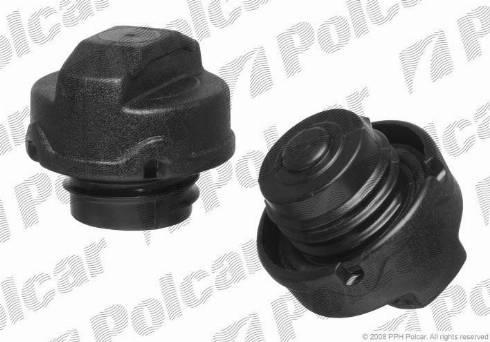 Polcar A6092B - Крышка, топливный бак mavto.com.ua