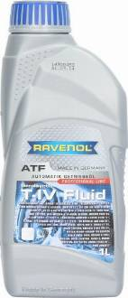 Ravenol RAV ATF T-IV FLUID 1L - Масло ступенчатой коробки передач mavto.com.ua