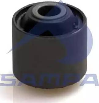 Sampa 080.054 - Втулка, подушка кабины водителя mavto.com.ua