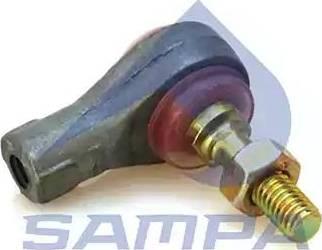 Sampa 080.124 - Шаровая головка, тяга - клапан воздушной пружины mavto.com.ua