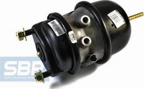 SBP 05-BC18/24-K01 - Тормозная пневматическая камера mavto.com.ua