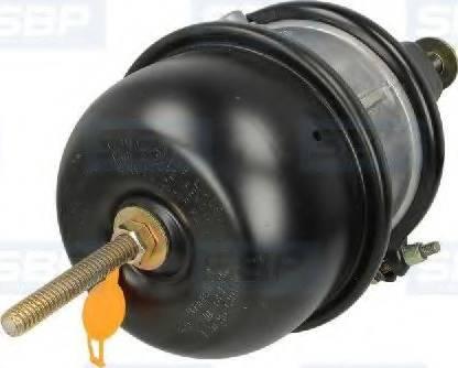 SBP 05-BC20/24-K01 - Тормозная пневматическая камера mavto.com.ua