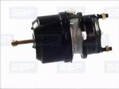 SBP 05-BCT16/24-G01 - Тормозная пневматическая камера mavto.com.ua