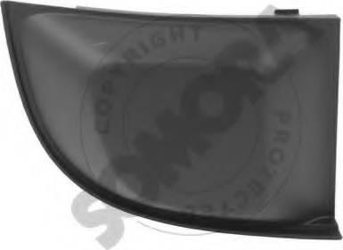 Somora 080226R - Решетка вентиляционная в бампере mavto.com.ua