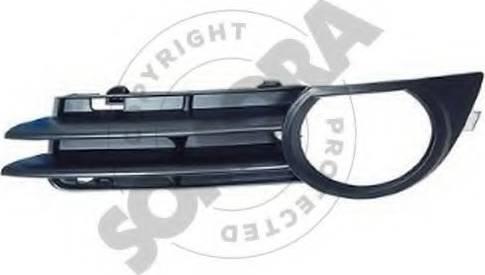 Somora 022226LA - Решетка вентиляционная в бампере mavto.com.ua