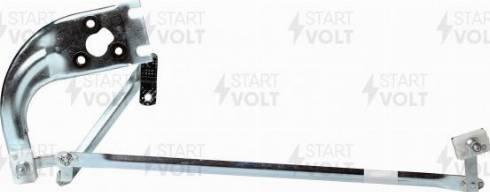 StartVOLT VWA 0101 - Система тяг и рычагов привода стеклоочистителя mavto.com.ua