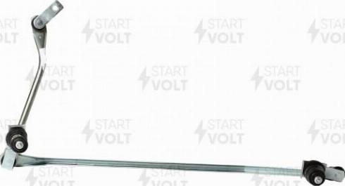 StartVOLT VWA 03151 - Система тяг и рычагов привода стеклоочистителя mavto.com.ua