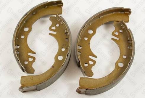 Stellox 385 100-SX - Комплект тормозных башмаков, барабанные mavto.com.ua