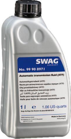 Swag 99 90 8971 - Масло рулевого механизма с усилителем mavto.com.ua