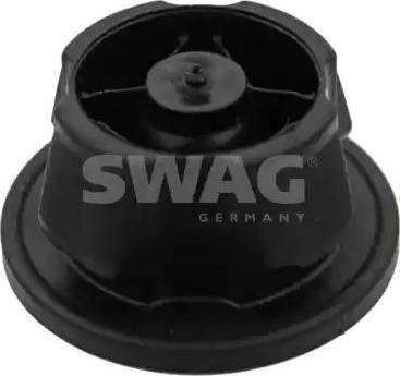 Swag 10 94 0836 - Крепёжный элемент, кожух двигателя mavto.com.ua