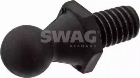 Swag 10 94 0838 - Крепёжный элемент, кожух двигателя mavto.com.ua