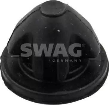 Swag 10 94 0837 - Крепёжный элемент, кожух двигателя mavto.com.ua