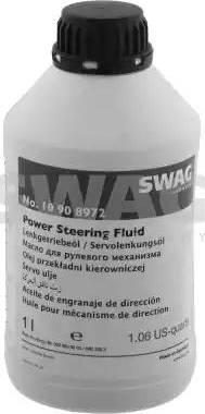 Swag 10 90 8972 - Масло рулевого механизма с усилителем mavto.com.ua