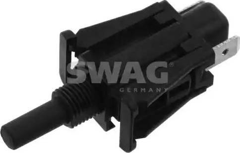 Swag 10 93 6744 - Выключатель, контакт двери mavto.com.ua