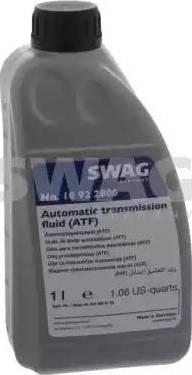 Swag 10 92 2806 - Масло автоматической коробки передач mavto.com.ua