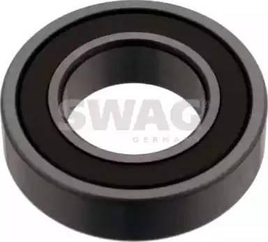 Swag 10 87 0025 - Подшипник карданного вала, промежуточный/подвесной mavto.com.ua