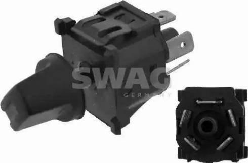 Swag 30 91 4078 - Выключатель вентилятора, отопление / вентиляция mavto.com.ua