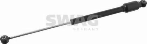 Swag 30 92 7606 - Амортизатор рулевого управления mavto.com.ua