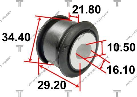 Tenacity AAMHO1055 - Втулка, вал рулевого колеса mavto.com.ua