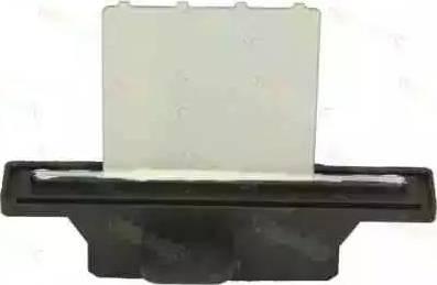 Thermotec DE1002TT - Дополнительный резистор, вентилятор кондиционера mavto.com.ua