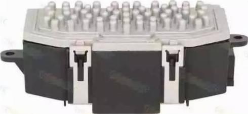 Thermotec DEA001TT - Блок управления, отопление / вентиляция mavto.com.ua