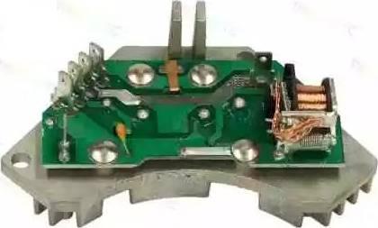 Thermotec DEC004TT - Дополнительный резистор, вентилятор кондиционера mavto.com.ua