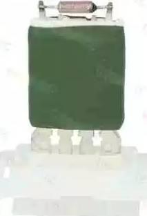Thermotec DEC001TT - Дополнительный резистор, вентилятор кондиционера mavto.com.ua