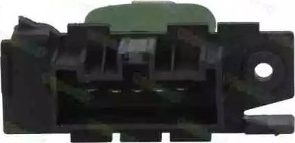 Thermotec DEF001TT - Дополнительный резистор, вентилятор кондиционера mavto.com.ua