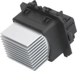 Thermotec DER004TT - Дополнительный резистор, вентилятор кондиционера mavto.com.ua