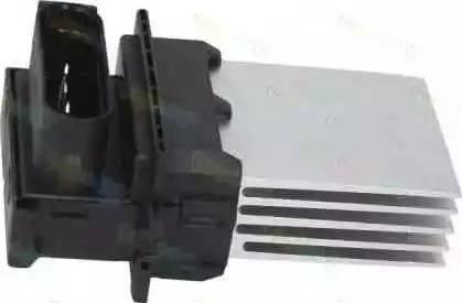 Thermotec DER005TT - Дополнительный резистор, вентилятор кондиционера mavto.com.ua