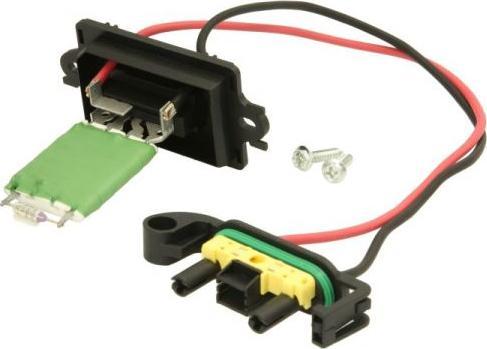 Thermotec DER001TT - Дополнительный резистор, вентилятор кондиционера mavto.com.ua