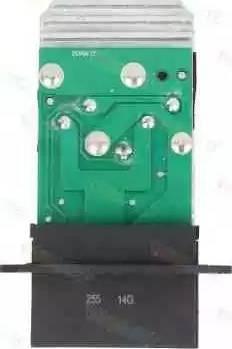 Thermotec DER003TT - Дополнительный резистор, вентилятор кондиционера mavto.com.ua