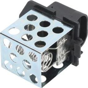 Thermotec DER023TT - Дополнительный резистор, электромотор - вентилятор радиатора mavto.com.ua