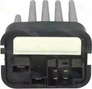 Thermotec DEX005TT - Дополнительный резистор, вентилятор кондиционера mavto.com.ua