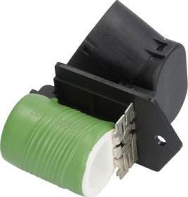 Thermotec DEX011TT - Дополнительный резистор, электромотор - вентилятор радиатора mavto.com.ua