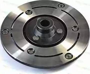 Thermotec KTT020016 - Приводной диск, электромагнитное сцепление-компрессор mavto.com.ua