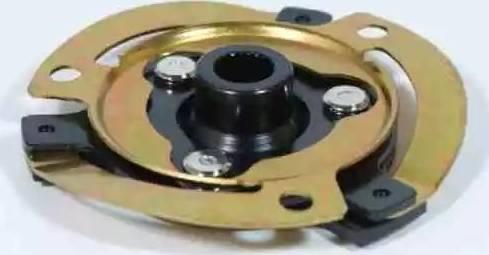 Thermotec KTT020030 - Приводной диск, электромагнитное сцепление-компрессор mavto.com.ua