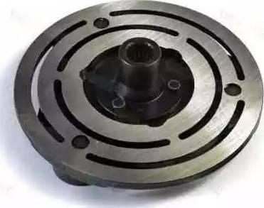 Thermotec KTT020020 - Приводной диск, электромагнитное сцепление-компрессор mavto.com.ua