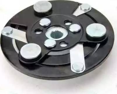 Thermotec KTT020022 - Приводной диск, электромагнитное сцепление-компрессор mavto.com.ua