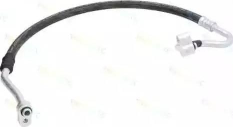 Thermotec KTT160020 - Трубопровод высокого давления, кондиционер mavto.com.ua